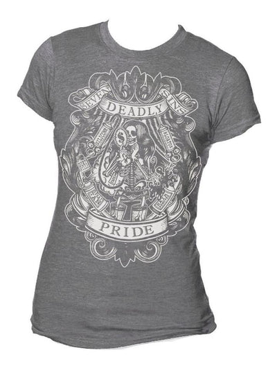 "Women's ""Pride"" Tee by Se7en Deadly (More Options) - www.inkedshop.com"