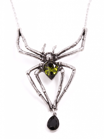 """Emerald Venom"" Necklace by Alchemy of England - InkedShop - 1"