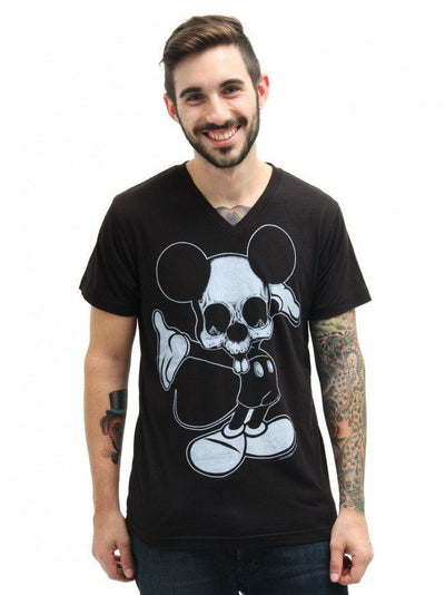 "Men's ""Ta Da"" Tee by Lowbrow Art Company (Black) - InkedShop - 2"