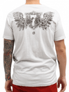 "Men's ""Cycle"" Tee by 7th Revolution (White) - InkedShop - 3"
