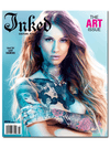 Inked Magazine - January 2014 Issue - Lady Diamond - InkedShop - 1