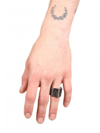 44 Caliber Gun Chamber Ring by Blue Bayer Design - InkedShop - 2