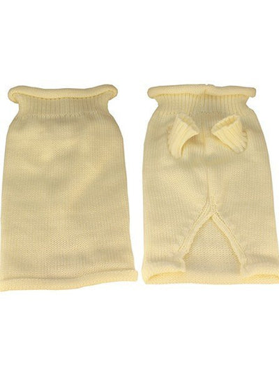 """Plain Knit"" Pet Sweater by Mirage Pet Products (Multiple Options) - www.inkedshop.com"
