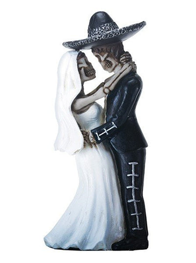 Mariachi Couple - Day Of The Dead Statue by Summit Collection - www.inkedshop.com