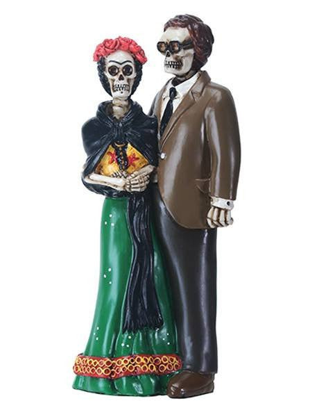 Love Couple - Day Of The Dead Statue by Summit Collection - www.inkedshop.com