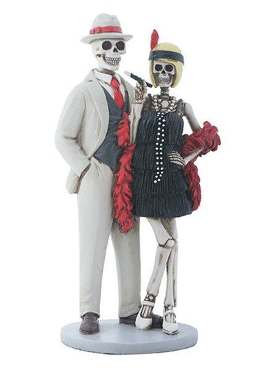 Flapper Couple Statue by Summit Collection - www.inkedshop.com