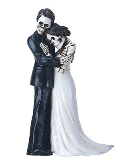 Wedding Couple - Embracing Statue by Summit Collection - www.inkedshop.com