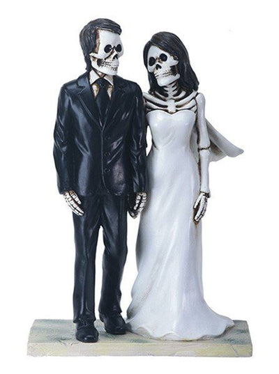 Wedding Couple - Just Married Statue by Summit Collection - www.inkedshop.com