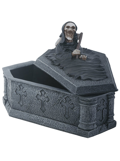 Reaper Coffin Box by Summit Collection - www.inkedshop.com