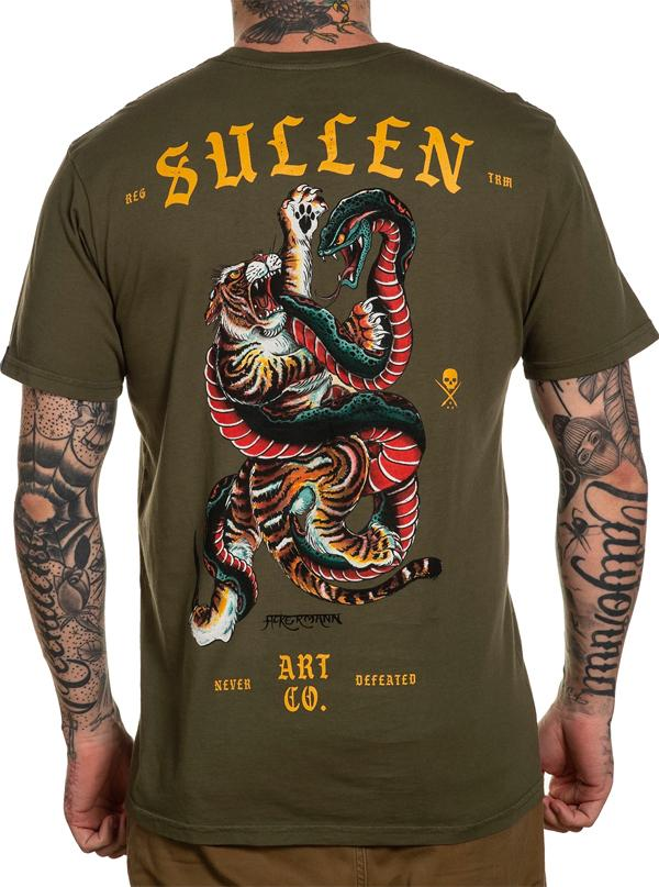 Men's Ackermann Tee by Sullen