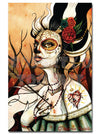 """Shot Through The Heart"" Poster by Too Fast - www.inkedshop.com"