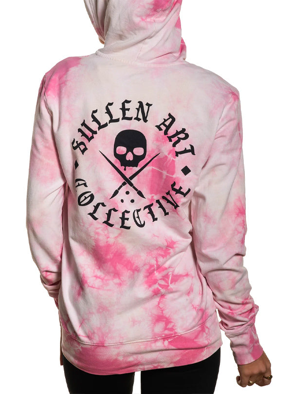 Women's Angel Badge Hoodie by Sullen