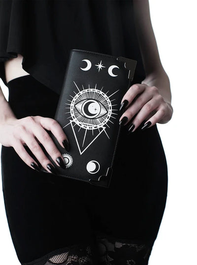 Astral Book Wallet by Killstar