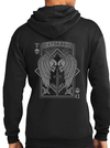 Men's Aces High Hoodie by Tat Daddy