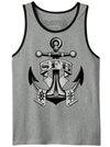 Men's SFB Anchor Tank by Steadfast Brand (Heather)