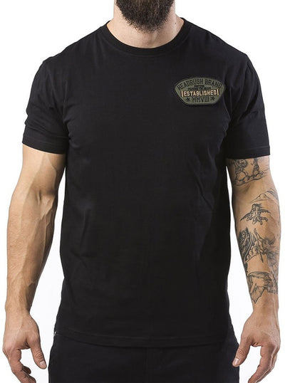 Men's Bastogne Tee by Headrush Brand
