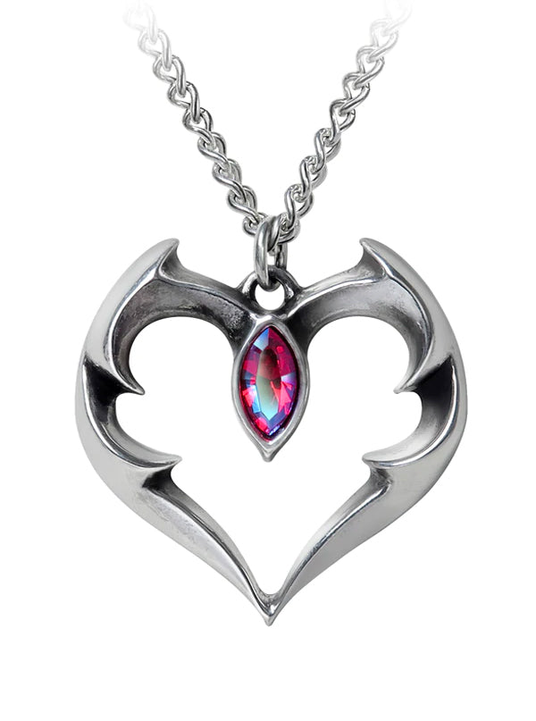 Batheart Pendant by Alchemy of England