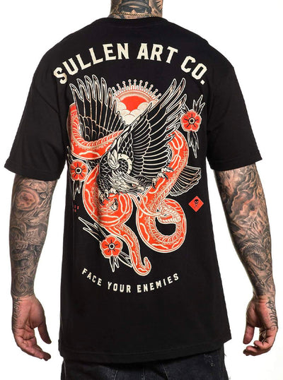 Men's Battle Tee by Sullen