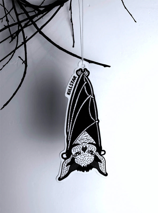 Bat Air Freshener by Killstar