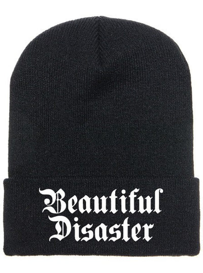 """Punk Princess"" Beanie by Beautiful Disaster (More Options) - www.inkedshop.com"