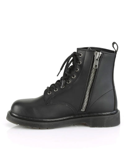 Unisex Bolt 100 Combat Boot by Demonia
