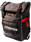 """AC/DC"" ROLL TOP BACKPACK (Black)"