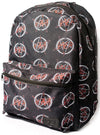 """SLAYER"" ALL OVER PRINT BACKPACK (Black)"