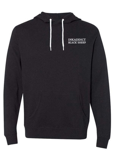 Unisex Black Sheep Hoodie by InkAddict