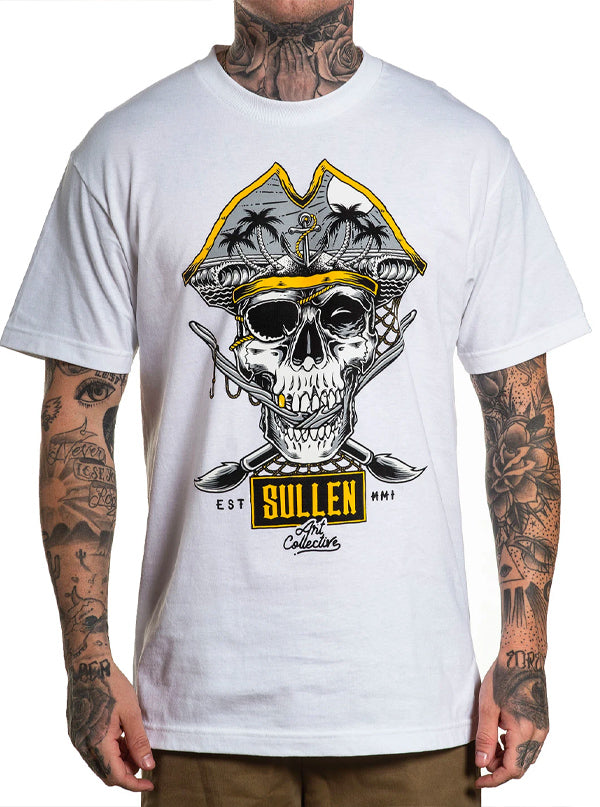 Men's Buccaneer Tee by Sullen