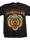 "Men's ""Baboon"" Tee by Steadfast Brand (Black)"
