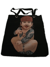 """Bandana"" Tattooed Baby Bag by Intrepid Jewelry (More Options)"