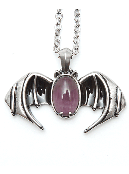 Bat of the Night Necklace by Controse