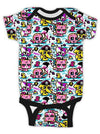 "Infant's ""Bathtime"" Onesie by Harebrained! - www.inkedshop.com"