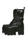 Women's Blackout Boots by Charla Tedrick