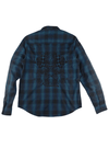 Men's Racing Plaid Long Sleeve by Lethal Threat