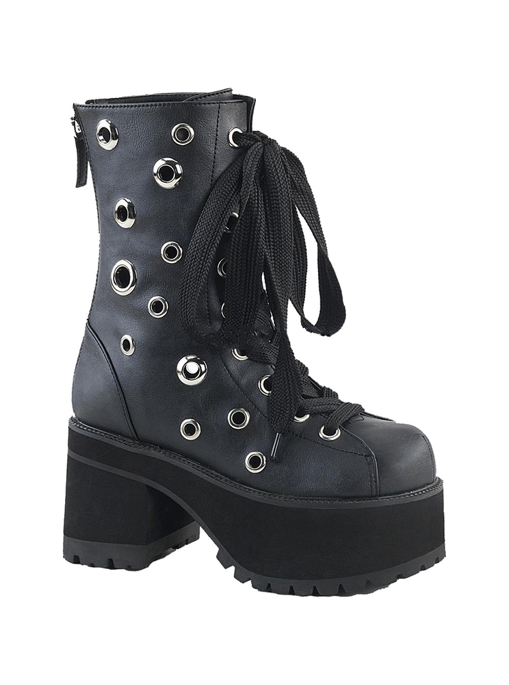 Women's Ranger-310 Platform Ankle Boot by Demonia
