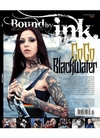 Bound By Ink Magazine Issue 11 Featuring GoGo Blackwater