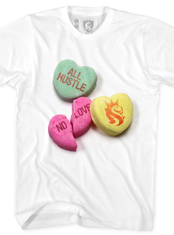 Men's Candy Hearts Tee by OG Abel