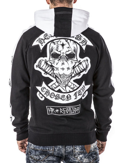 Men's Catastrophe Zip Hoodie by Headrush Brand