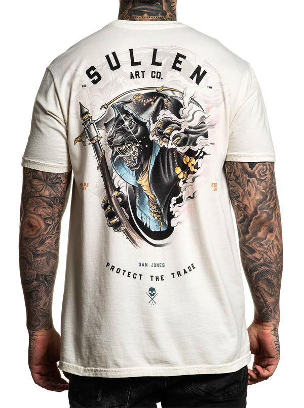 Men's Cat Reaper Tee by Sullen