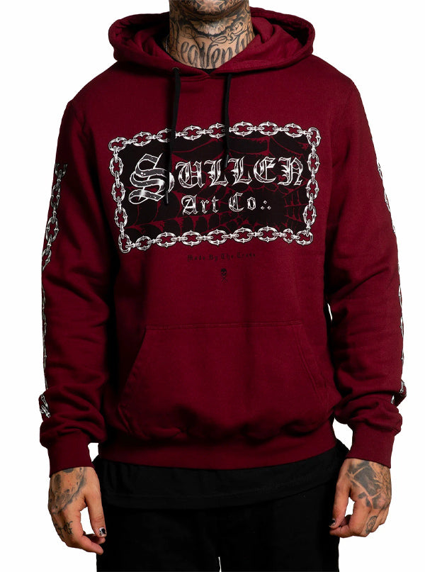 Men's Chain Gang Hoodie by Sullen