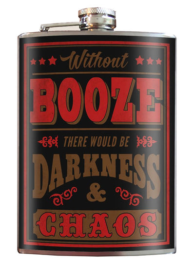 Without Booze Flask by Trixie & Milo