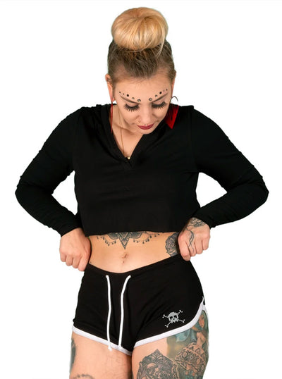 Women's Christmas Bitch Shorts by Too Fast