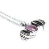 """Bat of the Night"" Necklace by Controse (Stainless Steel)"