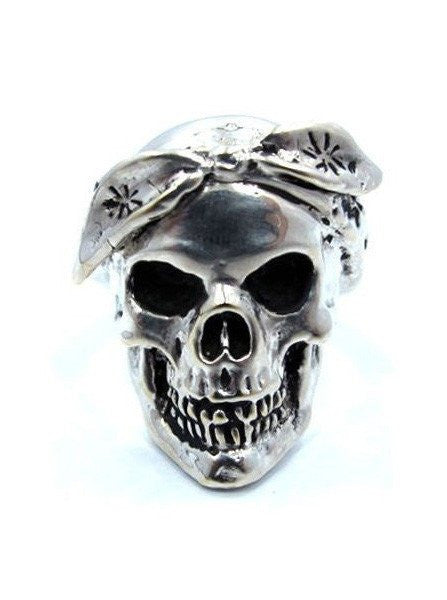 """Cali Love"" Ring by Han Cholo (Silver Tone) - www.inkedshop.com"