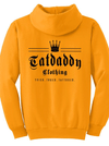 "Men's ""Crown Me"" Hoodie by Tat Daddy (More Options)"