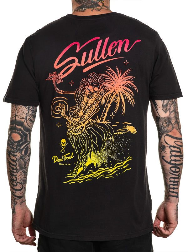 Men's Dead Tired Tee by Sullen