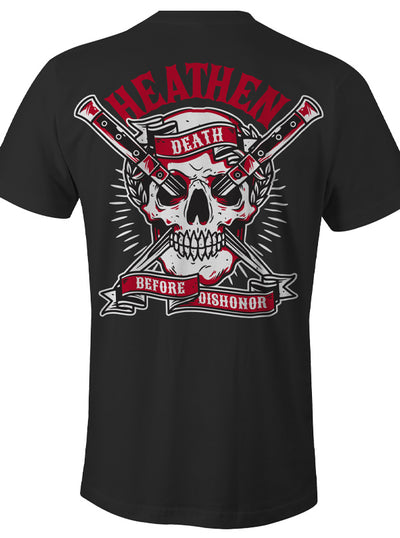 Men's Death Before Dishonor Tee by Heathen