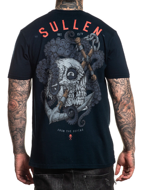 Men's Depth Tee by Sullen