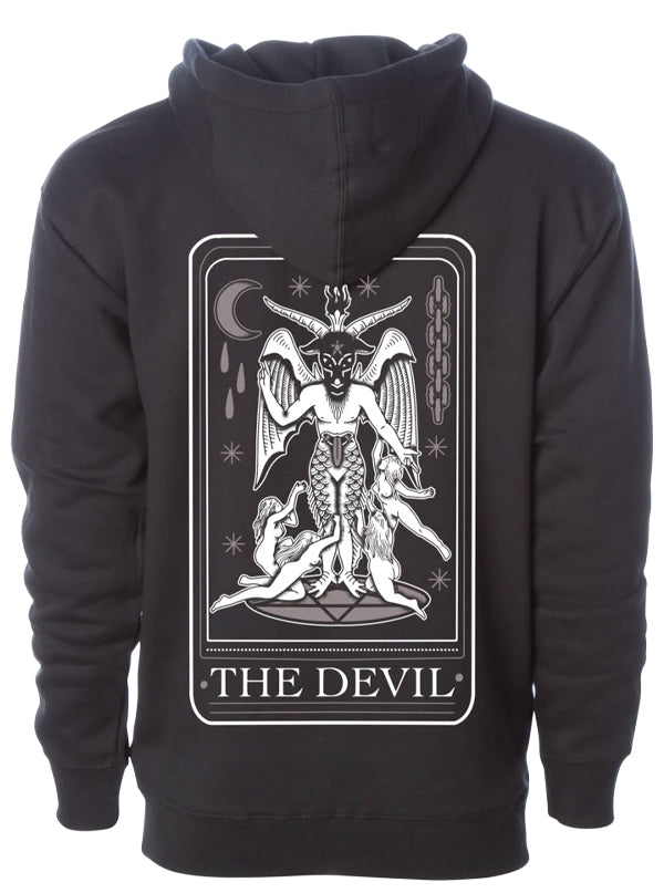 Men's The Devil Hoodie by Ghost and Darkness